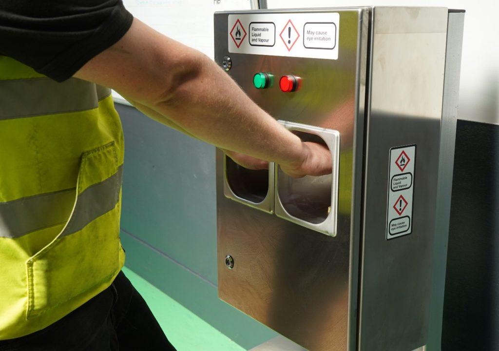 Biosite Automatic Hand Sanitiser