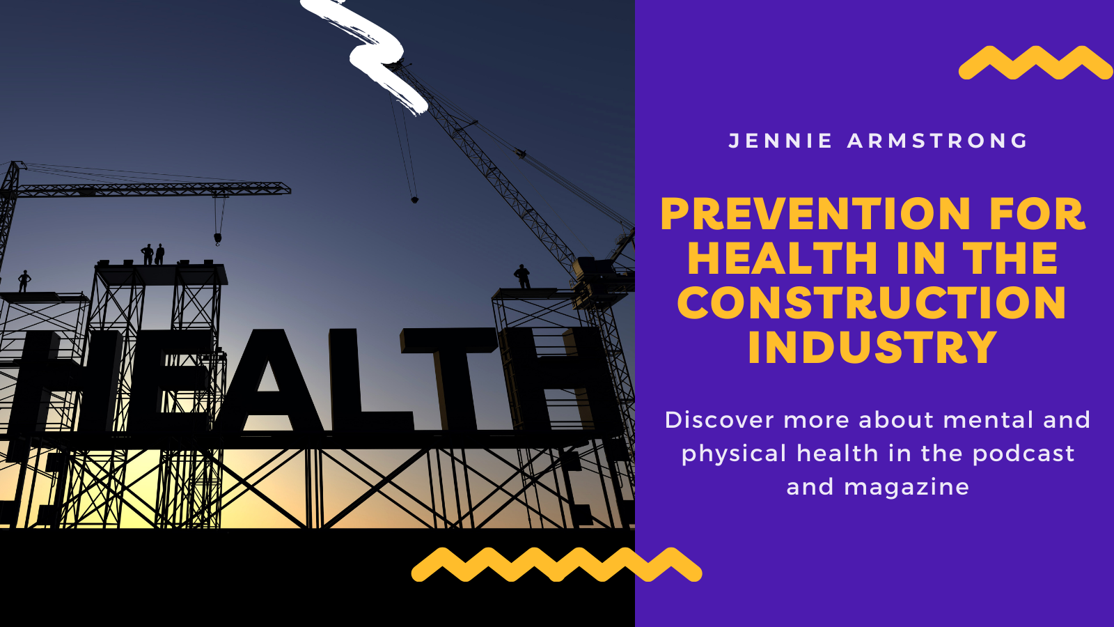 health in construction prevention
