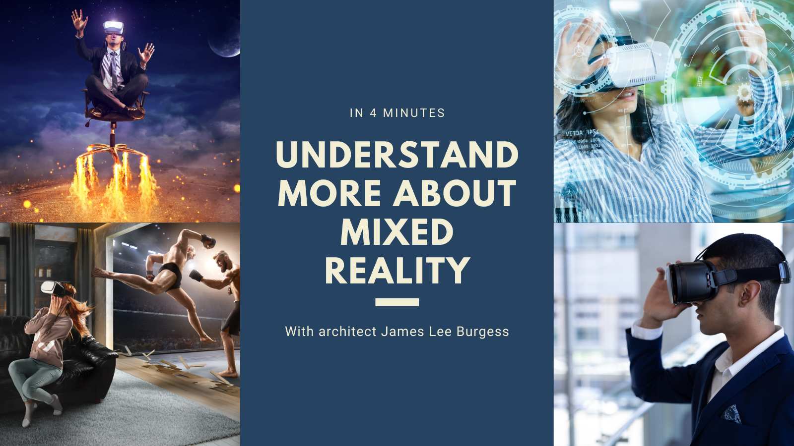 mixed reality architecture
