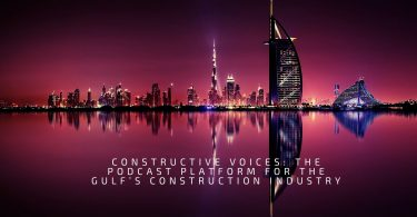 The Podcast Platform For The Gulf's Construction Industry