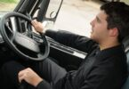 HGV driver shortages raised by construction trade body