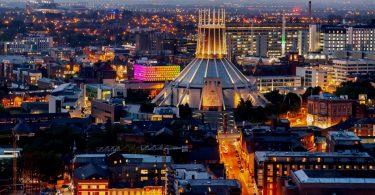 Liverpool UNESCO view