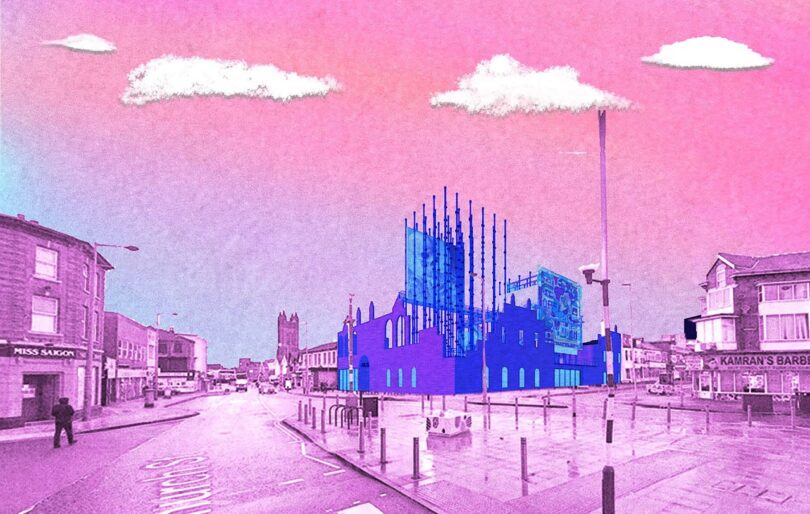 University of Central Lancashire highlights ten student architecture projects-1