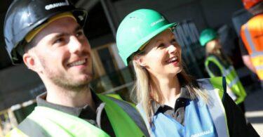Building up talent – GRAHAM welcomes graduate apprentices